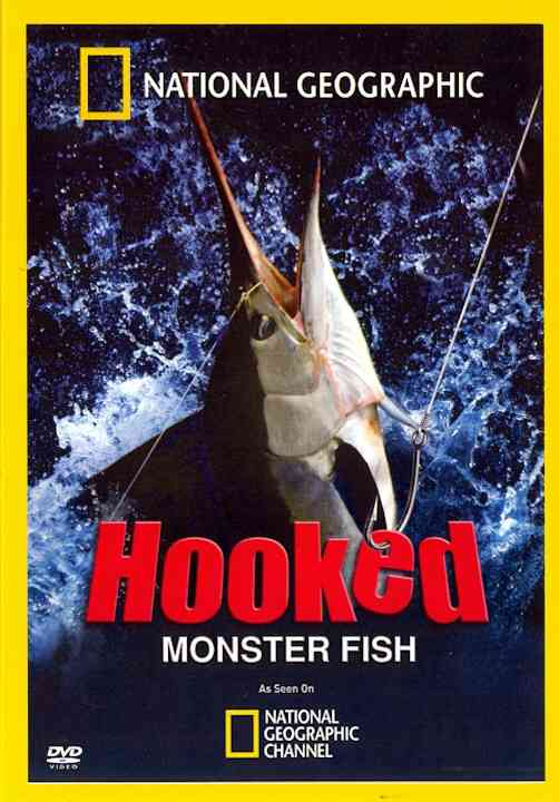HOOKED:MONSTER FISH BY HOOKED: MONSTER FISH (DVD)