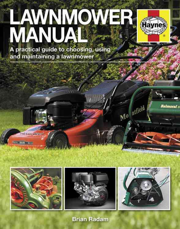 Lawnmower Manual By Radam, Brian